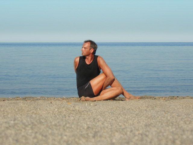 Joachim Treptau Hatha Yoga